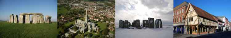 Stonehenge tours photo montage